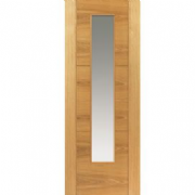 JB Kind Mistral - Oak Glazed Door